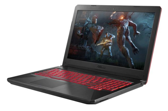 laptop asus gaming core i5
