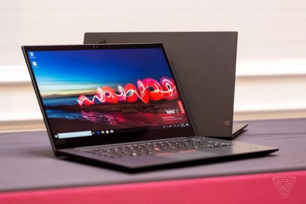 Laptop Lenovo untuk edit video