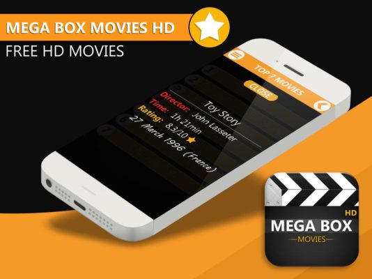 download aplikasi film Megabox HD