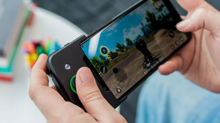 Xiaomi Black Shark untuk game Fortnite