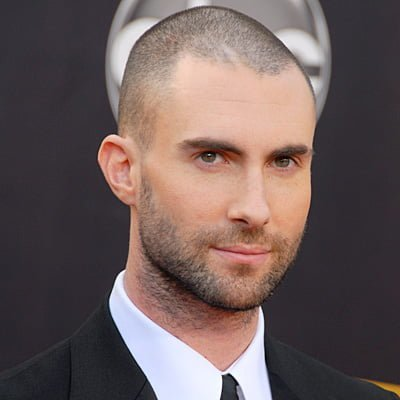 Model rambut Buzzcut Beard