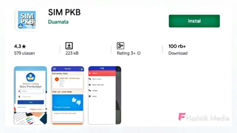 Download aplikasi SIM PKB Playstore