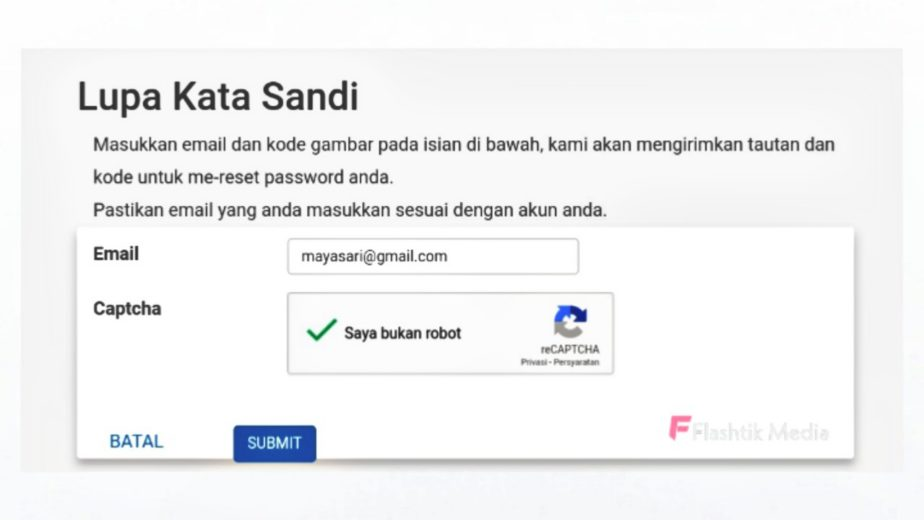 Mengatasi lupa password sim PKB